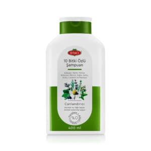 Otacı 10 Bitki Özlü Şampuan