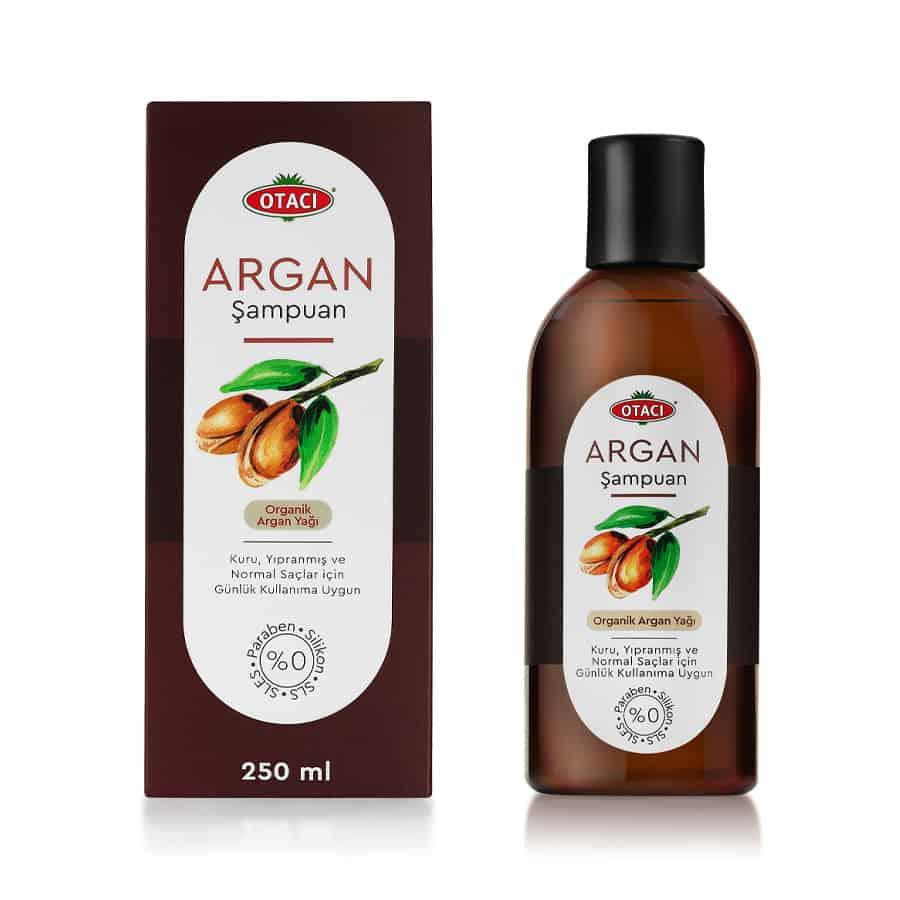 Otacı Argan Şampuan