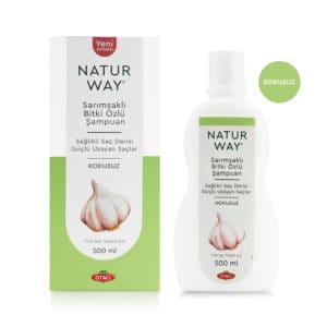 Otacı Naturway Sarımsaklı Bitki Özlü Şampuan