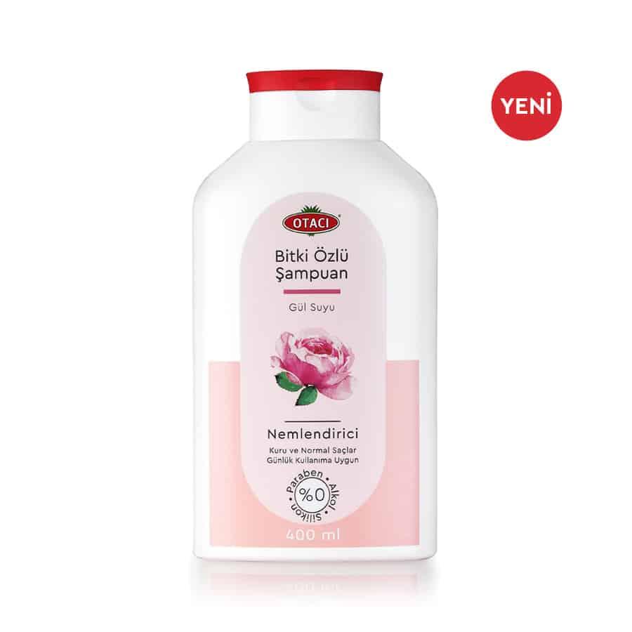 Otacı Gül Suyu Bitki Özlü Şampuan